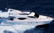 Ferretti presenta in India due yacht di classe