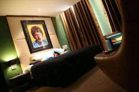Hard Days Night: l'hotel di lusso dedicato ai Beatles