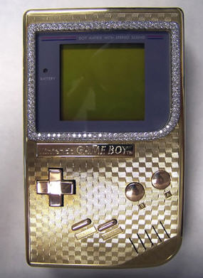 Il Game Boy per partite milionarie