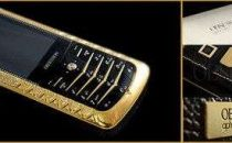 Obsession, il telefono cellulare in oro e diamanti di Goldstriker