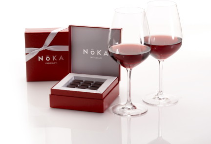 Le praline limited edition Noka