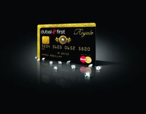 Dubai First Royale Mastercard: la carta di credito in oro e diamanti