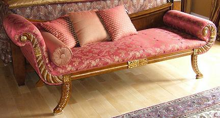 Dromeuse Empire Chaise, relax da re