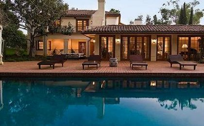 Ville di lusso: Sophisticated Mediterranean a Beverly Hills