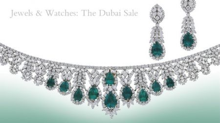 "Asta di lusso: a Dubai ""Jewels & Watches"""
