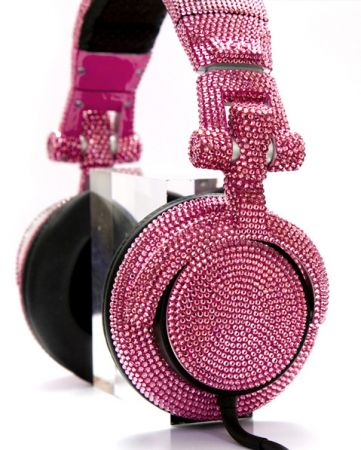 swarovski headphones