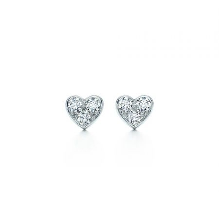 tiffany hearts earrings