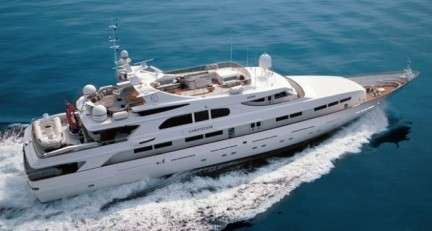 Benetti Candyscape, yacht elegante e Made in Italy