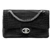 Borse di lusso: all'asta un'Alligator Diamond Bag con diamanti