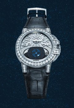orologio lady z harry winston