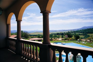Adler Thermae Spa: relax tra le colline toscane