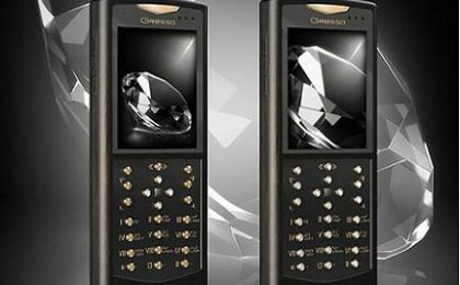 Cellulare White Diamond Collection by Gresso