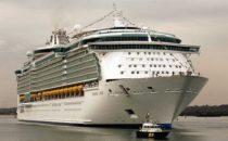 La più grande nave da crociera arriva in Italia: Indipendence of the Seas