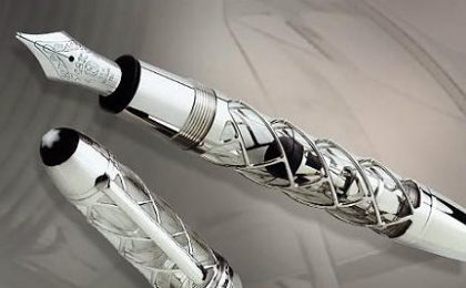 Montblanc Skeleton 333 limited edition