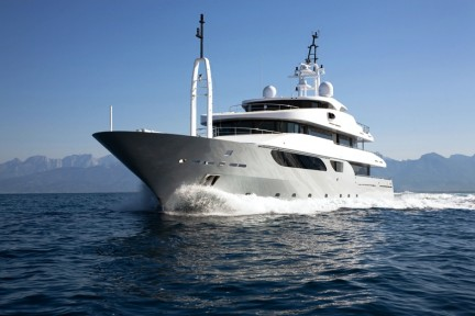 South Rossi Navi Megayacht