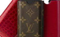 Louis Vuitton: pregiate custodie porta iPhone