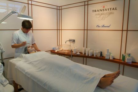 Transvital on Board: l'esclusivo servizio di Wellness and Beauty