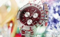 Orologi Dior: Christal Red Sapphire