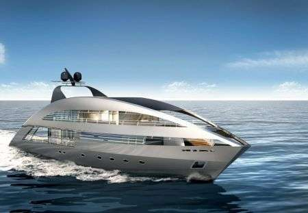 Signatures Series Private: lo yacht da vivere di Norman Foster