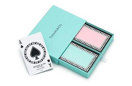 Carte da gioco Tiffany