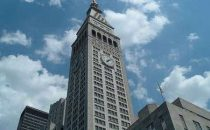 New York: Versace ridisegna la Clock Tower