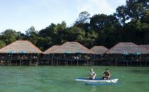 Gayana Eco Resort: una struttura eco friendly a Gaya Island