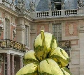 Jeff Koons in mostra a Versailles