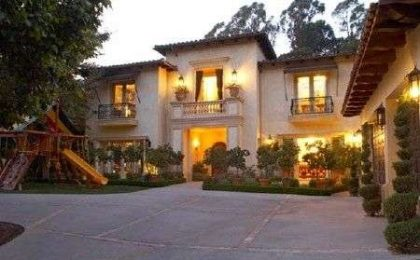 Britney Spears: in vendita la casa di Beverly Hills