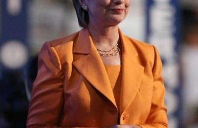 Collier Marco Bicego per Hilary Clinton