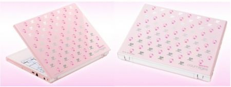 Nec lancia un nuovo notebook Hello Kitty