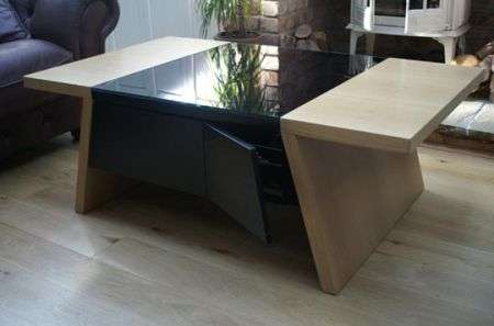 Surface Tension Arcade Cofee Table