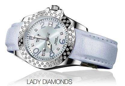 Tudor presenta Lady Diamond