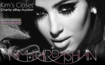 Aste, Kim Kardashian su Ebay per la Dream Foundation