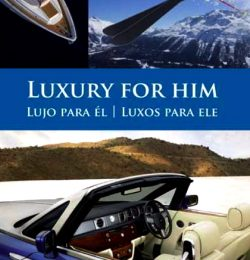 Book, Luxury For Him