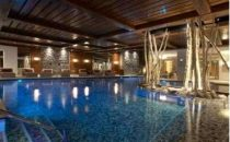 Una spa Givenchy sulla neve a Courchevel