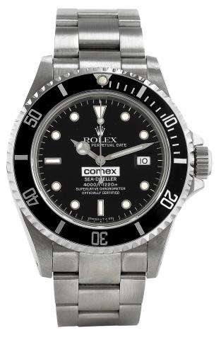 Rolex, importante asta all'Antiquorum