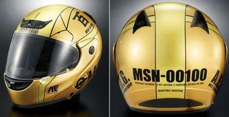 Limited Edition, un casco ispirato a Gundam