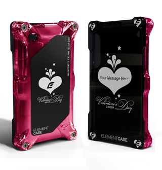 San Valentino, Element Case per iPhone