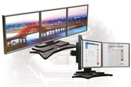 Dz-Flex, un monitor multi-screen