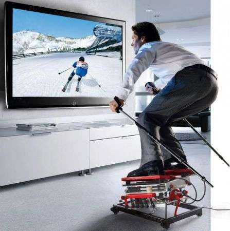 Giochi, Ski Home Simulator