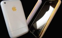 iPhone oro 24 carati in asta su Ebay