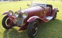 Alfa Romeo del 1929 in asta all'Artcurial