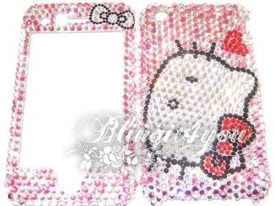 iPhone, cover Hello Kitty in Swarovski