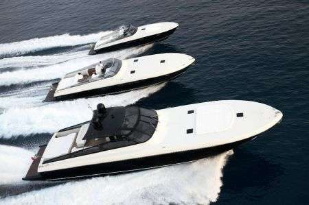 Itama all'International Boat Show di Dubai