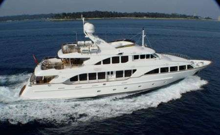 Vacanze di lusso con Synchrony Yachts