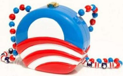 Timmy Wood: Obama Bag limited edition