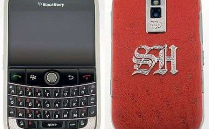 BlackBerry Tellor in limited edition