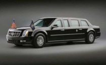 Cadillac One, un'auto blindata per Obama