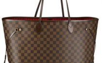 Louis Vuitton, presentata in anteprima la Neverfull Damier