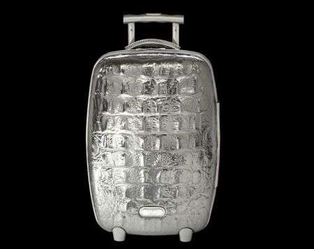 Samsonite, Black Laber Silver limited edition